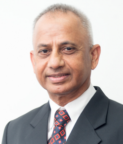 Photo of Satheesan Menon